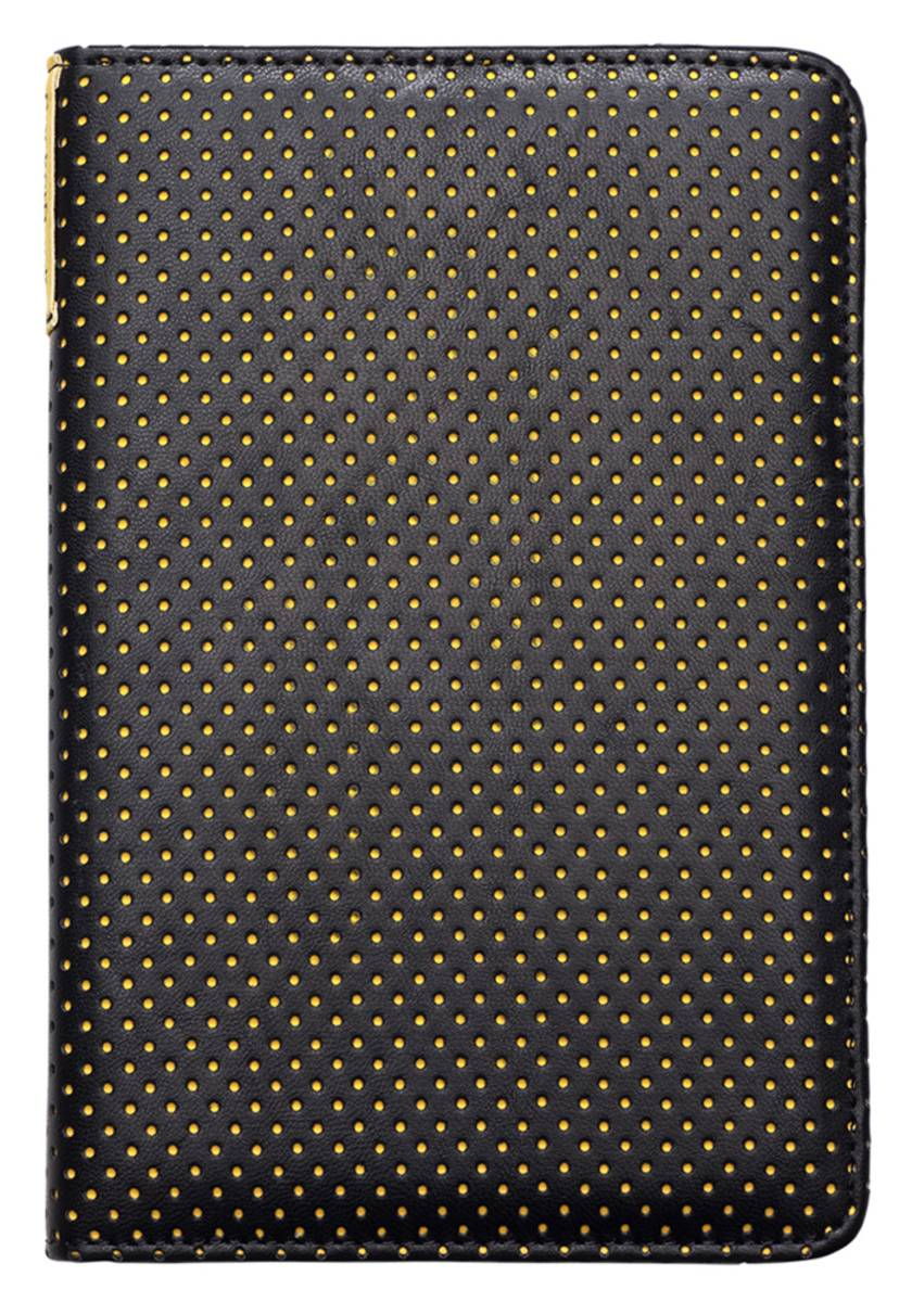 Cover Pocketbook Cover Dots - Lux 3 - schwarz/gelb