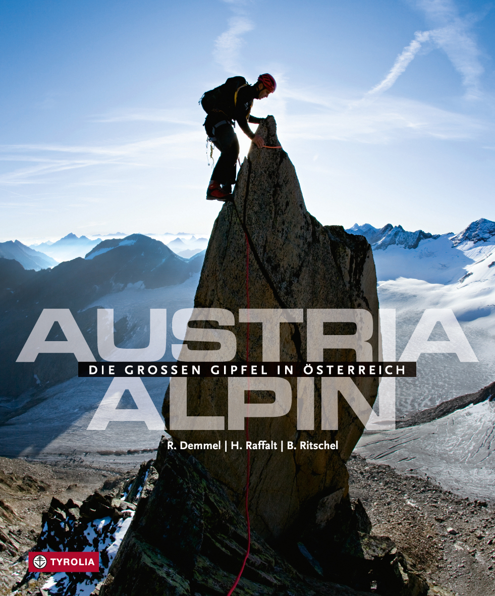 Cover Austria alpin