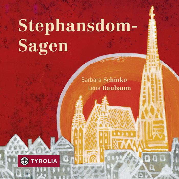 Cover Stephansdom-Sagen, 1 Audio-CD