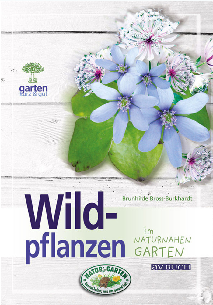 Cover Wildpflanzen