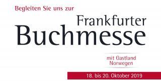Lesereise zur Frankfurter Buchmesse 2019