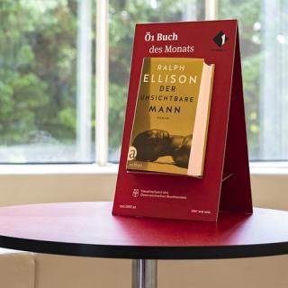 Das Ö1 Buch des Monats Juli: Ralph Ellison: Der unsichtbare Mann