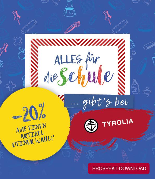 Schulartikel bei Tyrolia online kaufen