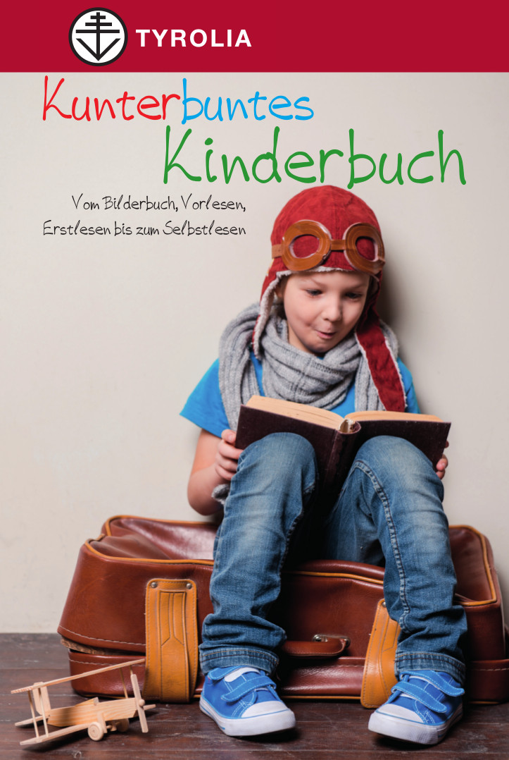 Tyrolia-Kinderbuch-Prospekt
